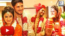 Mihika Verma's WEDDING INSIDE VIDEO | Yeh Hai Mohabbatein