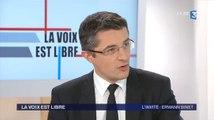 La Voix est Libre - France 3 Rhône Alpes : Invité : Erwann BINET