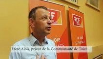 Frère Aloïs réagit à l'attaque de Saint-Etienne-du-Rouvray