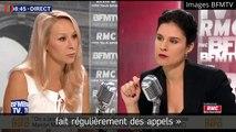 Marion Maréchal-Le Pen veut se mettre « sous les drapeaux »
