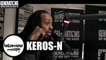 Keros-n - Interview (Live des studios de Generations)