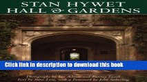 Read Stan Hywet Hall   Gardens  Ebook Free