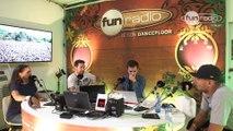 Afrojack en interview à Tomorrowland pour Fun Radio