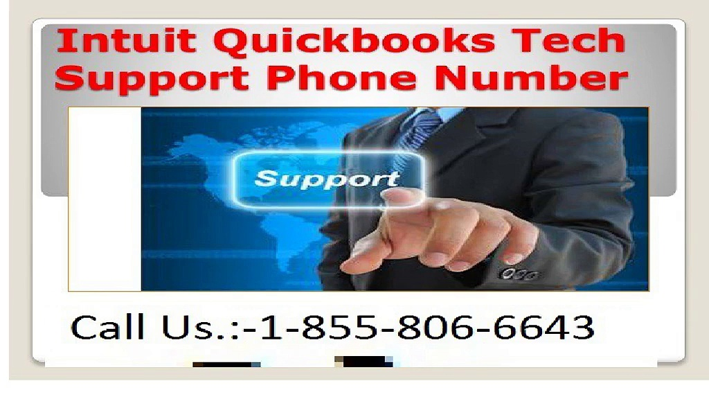 Quickbooks Support Number +1-855-806-6643 : Intuit Support