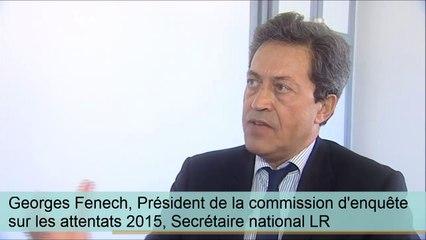 """Prêtre assassiné: """"Il faut des mesures immédiates d'enfermement"""" (Georges Fenech, député LR)"""