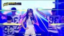 160726 JTBC GirlSpirit 亞特蘭提斯少女 Lovelyz(Kei)[特效中字]