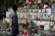 Hommages aux victimes de la prise d'otages à Saint-Etienne-du-Rouvray