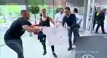 PSG : Jérôme Rothen refuse de toucher le maillot du PSG de Lorik Cana