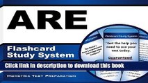 Read ARE Flashcard Study System: ARE Test Practice Questions   Exam Review for the Architect