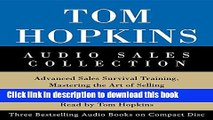 Download Tom Hopkins Audio Sales Collection  Ebook Free