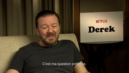 #CinéFilou - Interview Ricky Gervais