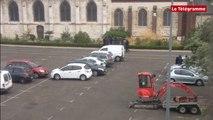 Prise d'otages à l'église de Saint-Étienne-du-Rouvray : les images de l'intervention de la BRI