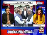 Nawaz Sharif Is Tensed Over General Raheel Sharif's Egypt Tour - Dr. Shahid Masood