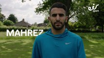 Mahrez défié en concours de jongles par un rugbyman Irlandais! - Eir Sport