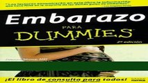 Read Books Embarazo Para Dummies/ Pregnancy for Dummies (Para Dummies) (Spanish Edition) E-Book