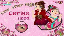 Ever After High Cerise Hood Face Treatment Game  - Video Games For Girls
