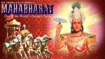 Mahabharat Episode 72 War begins and Arjun drops his weapons and geeta saar begins BR Chopra