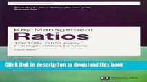 Download Books Key Management Ratios (4th Edition) (Financial Times Series) PDF Online