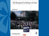 For you Risk Management for Meetings and Events (Events Management)