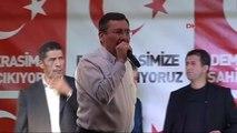 Ankara'da Nöbet Devam Ediyor