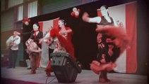 Animation sur le  thème de l' Espagne |  flamenco rumba | Franky Joé Texier