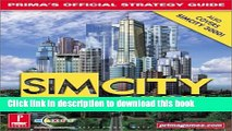 Read SimCity 3000 Unlimited: Prima s Official Strategy Guide Ebook Free
