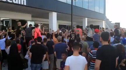 Juve, l'entusiasmo dei tifosi per Higuain
