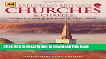 Read Book Exploring Britain s Churches   Chapels: Inspirational Journeys of Discovery E-Book