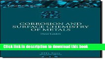 [PDF] Corrosion and Surface Chemistry of Metals (Engineering Sciences : Materials) Download Full