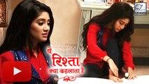 Naira Gets INJURED | Yeh Rishta Kya Kehlata Hai | On Location | Star Plus