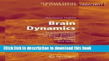 [PDF] Brain Dynamics: An Introduction to Models and Simulations (Springer Series in Synergetics)