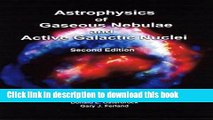 Download Astrophysics of Gaseous Nebulae and Active Galactic Nuclei: Ebook Online