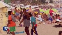 A Cannes, les sacs volumineux sont désormais interdits sur les plages
