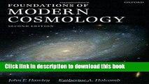 Read Foundations of Modern Cosmology Ebook Free