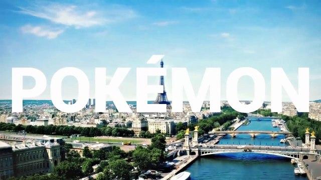 Pokemon GO - Teaser officiel