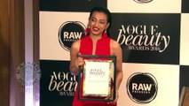 Radhika Apte Talks About Kabali Movie Success At Vouge Beauty Awards