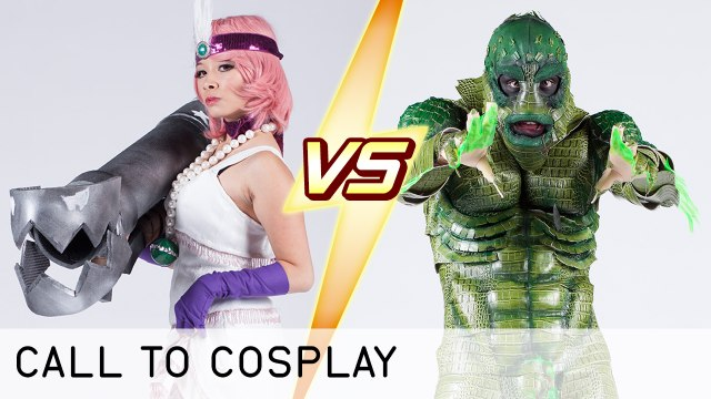 CALL TO COSPLAY - Trailblazing Out of Old Hollywood