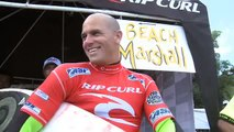 Kelly Slater Amazing Surfing RipCurl Pro Somewhere 10 Point Ride