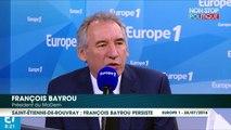 François Bayrou maintient son accusation contre la mosquée de Saint-Étienne-du-Rouvray