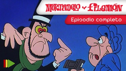 Mortadelo y Filemón - 02 - Magín, el mago | Episodio Completo |