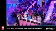 Tout le monde veut prendre sa place : Nagui clashe Franck Ribéry (Vidéo)