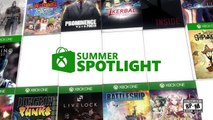 Xbox Store Summer Spotlight Video