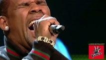 R. Kelly surprend le jury et le public de The Voice avec une prestation jamais vue dans le monde de la musique !