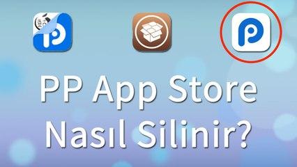 PP App Store Nasıl Silinir? [iOS 9.3.3 Jailbreak]
