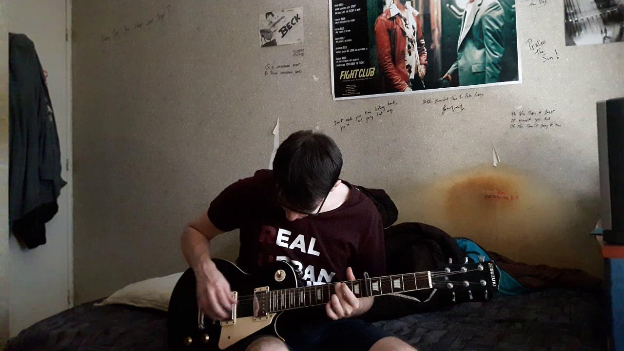 Three quick guitar songs