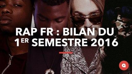 Rap français : bilan du premier semestre 2016