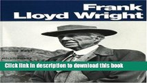 Read Book Frank Lloyd Wright (German and French Edition) E-Book Free