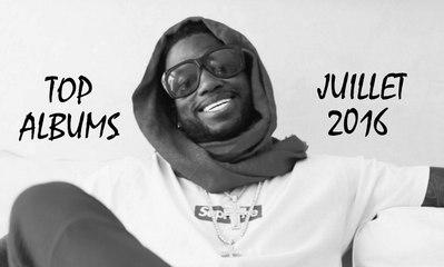 Top des sorties rap : juillet 2016