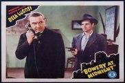 Bowery at Midnight - 2/2 (1942 horror film) - Bela Lugosi