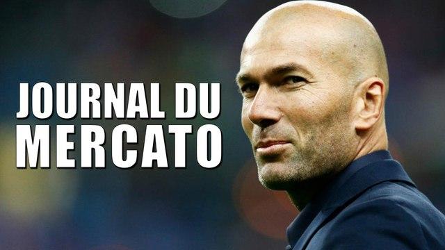 Journal du Mercato : Zidane façonne son Real Madrid, Nice tente des coups